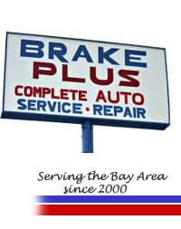 Brake Plus Inc of Daly City